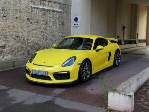 Porsche Cayman GT4 Occasion