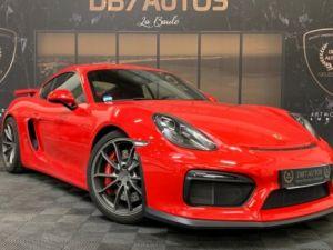 Porsche Cayman GT4 3.8 385 4M KMS ETAT NEUF Occasion