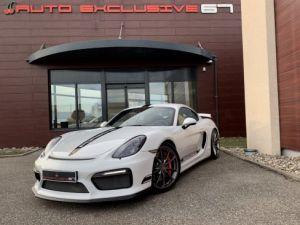 Porsche Cayman GT4 3.8 385 cv CLUBSPORT / Approved 08/2021 Occasion