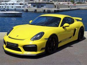 Porsche Cayman GT4 TYPE 981 385 CV - MONACO