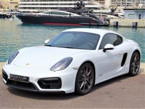 Porsche Cayman GTS PERFORMANCE TYPE 981 PDK 350 CV Vendu