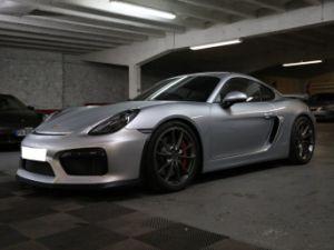 Porsche Cayman PORSCHE 981 CAYMAN GT4 APPROVED MARS 2022 / ETAT NEUF Occasion