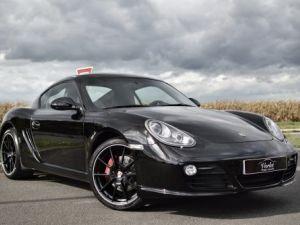 Porsche Cayman RARE PORSCHE CAYMAN S 987.2 3.4 330ch BLACK EDITION LIMITEE N°326/500 PORSCHE APPROVED 06/2020 Occasion