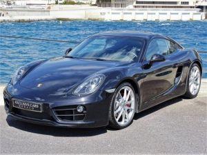 Porsche Cayman S TYPE 981 PDK 325 CV - MONACO