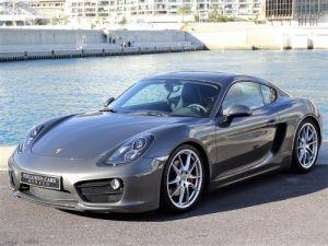 Porsche Cayman S TYPE 981 PDK 325 CV - MONACO Vendu