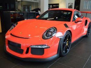 Porsche GT3 RS Occasion