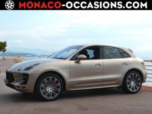 Porsche Macan 3.6 V6 440ch Turbo Pack Performance PDK Occasion