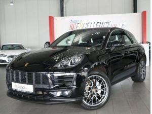 Porsche Macan PORSCHE MACAN S 258 * TOIT OUVRANT *  Occasion