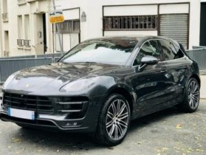 Porsche Macan PORSCHE MACAN TURBO /FRANCE /2018 /FULL OPTIONS/ PSE /CHRONO /TVA /ETAT NEUF Vendu