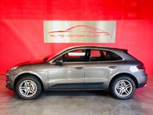 Porsche Macan SD Vendu