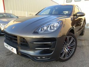 Porsche Macan TURBO 400CH 3.6L PDK/ FULL Options Occasion