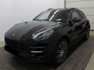 Porsche Macan Turbo 400ch LED- Toit PANO -Pack Sport Chrono- BOSE-21' Occasion