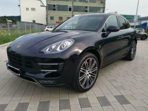 Porsche Macan TURBO , PORSCHE APPROVED 24 MOIS GARANTIE  Occasion