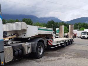 Remolque Actm Gondola lleva maquinas Semi-remorque porte-engins 4E ACTM Occasion
