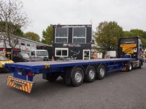 Remolque Lecitrailer Transporte de contenedores Occasion
