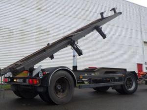 Remolque Samro Transporte de contenedores Occasion