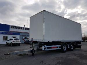 Remolque Samro Transporte de contenedores PORTE-CAISSE MOBILE 7m80 Occasion