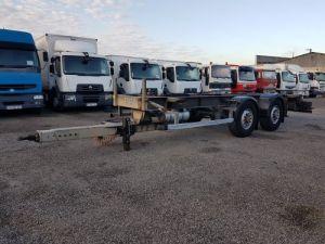 Remolque Samro Transporte de contenedores PORTE-CAISSE MOBILE 7m82 Occasion