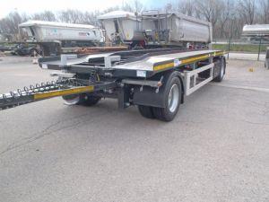 Remorque Trax Ampliroll Polybenne Porte-caisson 2 essieux Neuf