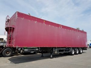 Remorque General Trailers Fond mouvant FOND MOUVANT BENALU 90m3 Occasion