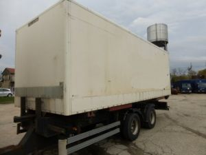 Remorque Lecitrailer Porte container LECITRAILER Occasion