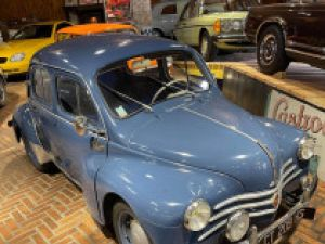 Renault 4CV Strictement d'origine ! Occasion
