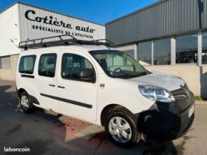 Renault Kangoo maxi cabine approfondie 5 places 11.200km Occasion