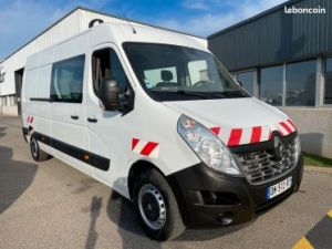 Renault Master 125cv l3h2 cabine approfondie 7 places Occasion