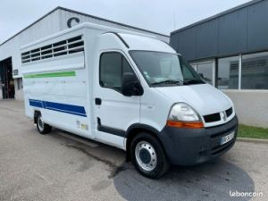 Renault Master 2.5 dci 120 bétaillère Occasion