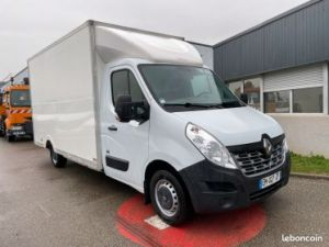 Renault Master 20m3 plancher cabine 2017 Occasion