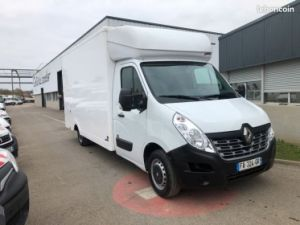 Renault Master 20m3 plancher cabine 2018 Occasion