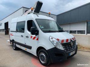 Renault Master l1h2 nacelle Time France 37.000km Vendu