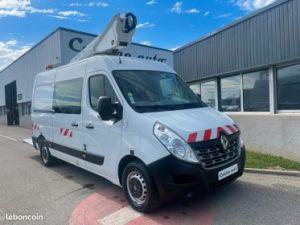 Renault Master l2h2 nacelle comilev 77.000km Occasion