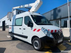 Renault Master l2h2 nacelle France Elevateur tronqué 486h Occasion