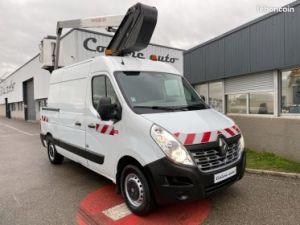 Renault Master l2h2 Nacelle tronqué Klubb 2017 Occasion