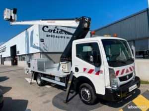 Renault Maxity nacelle 16m klubb kt48 2018 Occasion