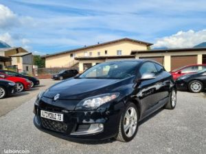 Renault Megane coupe 1.5 dci 110 gt line 04/2012 GPS SEMI CUIR BLUETOOTH Occasion