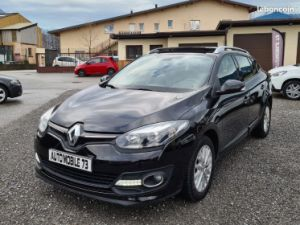 Renault Megane estate 1.2 tce 115 life 11/2013 TOIT OUVRANT PANORAMIQUE REGULATEUR BT Occasion