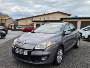 Renault Megane estate 1.5 dci 110 expression 05/2012 REGULATEUR BLUETOOTH Occasion