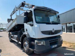 Renault Premium Lander länder 280 19t benne grue 110000km Occasion