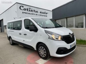 Renault Trafic combi l2h1 125ch 8 places tpmr Occasion