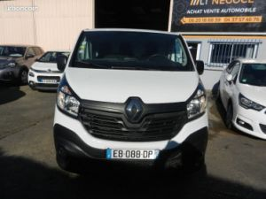 Renault Trafic FOURGON FG-GCF L1H1 1000 DCI 115 GPS garantie 12 mois Occasion