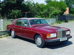 Rolls Royce Silver Spirit Occasion