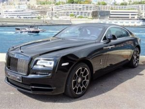 Rolls Royce Wraith BLACK BADGE V12 632 CV - MONACO Leasing
