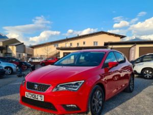 Seat LEON 2.0 tdi 150 i-tech 04/2015 1°MAIN LED GPS SEMI CUIR Occasion