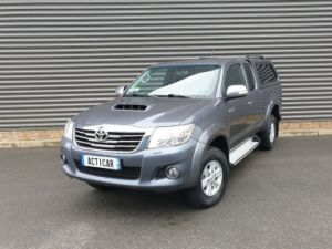 Toyota Hilux 3 iii tra cabine 4wd 4d 144. bm Occasion