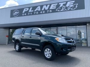 Toyota Hilux Double cabine 2.5 L D4D 120 CV Country Occasion