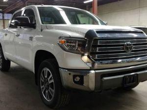 Toyota Tundra Crew Max Platinum  Vendu