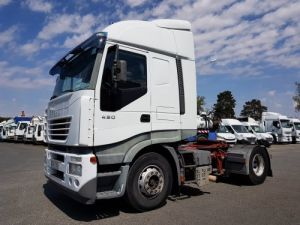 Tractor truck Iveco Stralis AS 430 - ZF16 MANUAL + INTARDER Occasion