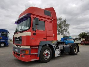 Tractor truck Man F2000 19.424 FLT Occasion